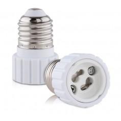 E27 to GU10 converter adapter - 1 piece