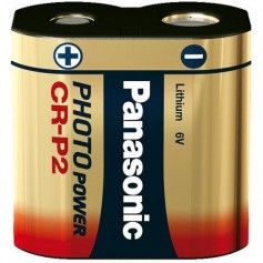 Panasonic LITHIUM Power CRP2 CR-P2 battery blister