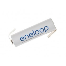 Eneloop, Panasonic Eneloop AA HR6 R6 battery with Z-tags, Size AA, NK003-CB