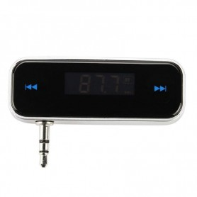 NedRo, Car MP3 Player 3.5mm Wireless In-car FM Transmitter, Wireless, AL849
