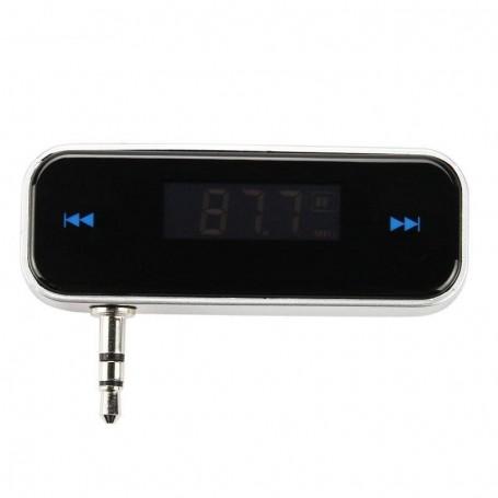 NedRo, Car MP3 Player 3.5mm Wireless In-car FM Transmitter, Wireless, AL849, EtronixCenter.com
