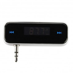 Oem - Car MP3 Player 3.5mm Wireless In-car FM Transmitter - Wireless - AL849