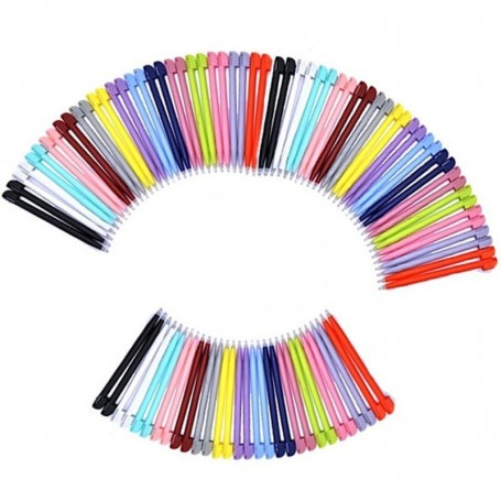 NedRo, 6 x Stylus Pen for Nintendo DS Lite - Mixed Colors, Nintendo DS Lite, AL575, EtronixCenter.com