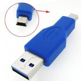 NedRo, USB 3.0 Male to Mini USB Male Adapter AL196, USB adapters, AL196