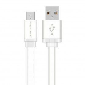 NedRo - Ultra Flat USB to MicroUSB Cable - USB to Micro USB cables - AL706-CB
