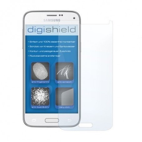digishield - Tempered Glass for Samsung Galaxy S5 Mini SM-G800 - Samsung Galaxy glass - ON1563