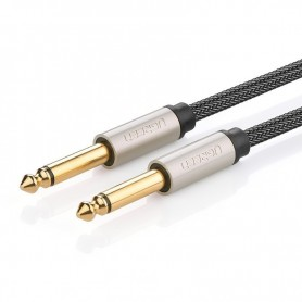 UGREEN - 6.5mm Jack to Jack male to male Audio Cable - Audio cables - UG184-CB