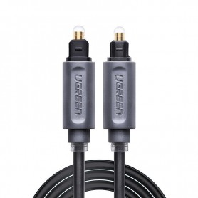 UGREEN - UGREEN Toslink Optical Audio Professional Cable Grey - Audio cables - UG308-CB