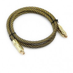 NedRo - Optical Toslink cable gold plated - Audio cables - YAK030-CB
