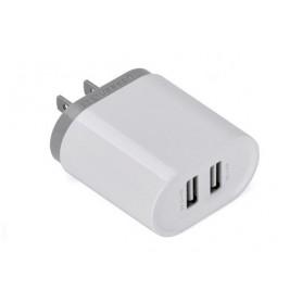 UGREEN - 2.4A / 1A 17W 5V USB Dual Wall Charger - US Plug - Ac charger - UG359-CB