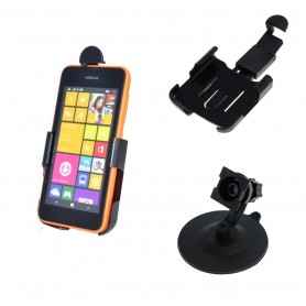 Haicom, Haicom dashboard phone holder for Nokia Lumia 530 HI-386, Car dashboard phone holder, ON4584-SET