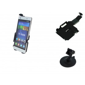 Haicom, Haicom dashboard phone holder for HUAWEI P8 LITE HI-444, Car dashboard phone holder, ON4609-SET