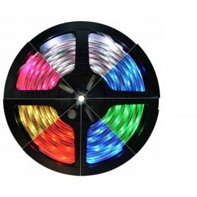 NedRo, 5M RGB LED Strip SMD5050 60led p/m IP65 AL966, LED Strips, AL966, EtronixCenter.com
