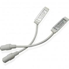 Oem - DC12V 24V Mini RGB Led Amplifier Signal Female DC Connector - LED Accessories - LCR52