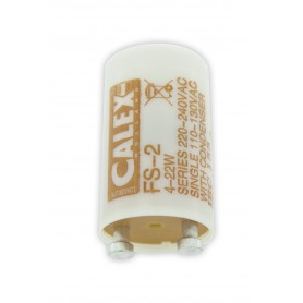 Calex - FL-starter FS2 4-22W, series/single - TL and Components - CA039-CB