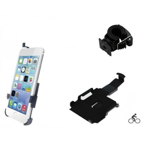 Haicom, Haicom bicycle phone holder for Apple iPhone 6 / 6S HI-350, Bicycle phone holder, ON4535-SET