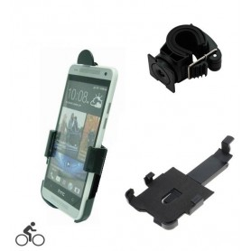 Haicom, Haicom bicycle phone holder for HTC ONE Mini 2 HI-491, Bicycle phone holder, ON4555-SET