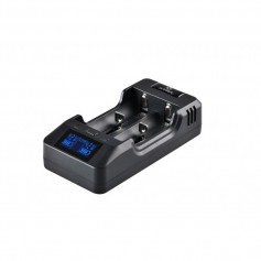 XTAR - XTAR VP2 battery charger EU-Plug - Battery chargers - NK199