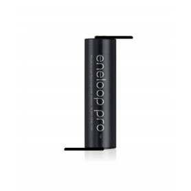 Eneloop, Panasonic Eneloop PRO AA HR6 Rechargeable with Z-tag, Size AA, NK124-CB