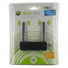 Oem - Wireless N Network Adapter for Microsoft Xbox 360 - Xbox 360 Accessoires - YGX573