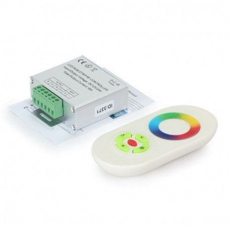 Oem - RF Touch Controller and Remote White for RGB LEDstrip - LED Accessories - LCR34