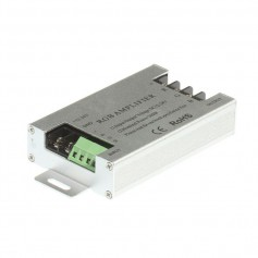 Oem - 12V /24V 30A RGB LED Signal Amplifier Controller - LED Accessories - LCR66