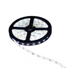 NedRo - IP20 SMD3528 12V LED Strip 60LED Cold White - LED Strips - AL243-CB