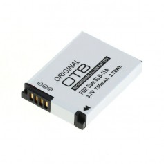 Battery for Samsung SLB-11A 750mAh