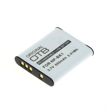 OTB - Battery for Sony NP-BK1 Li-Ion ON1584 - Sony photo-video batteries - ON1584