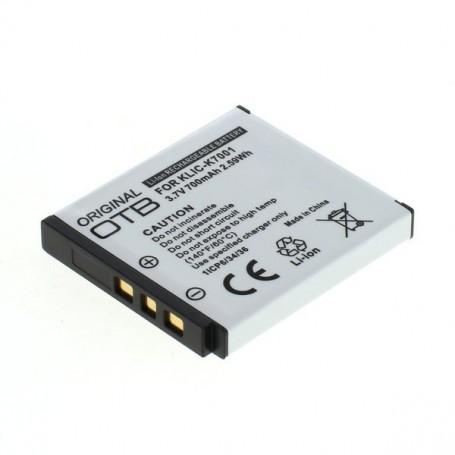 OTB - Battery for Kodak Klic-7001 Li-Ion ON1462 - Kodak photo-video batteries - ON1462