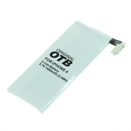 OTB - Battery for Apple iPhone 4 Li-Polymer 1450mAh - iPhone phone batteries - ON188 www.NedRo.us