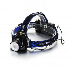 Oem - 1200Lm CREE XM-L T6 LED Bike Headlight - Flashlights - HLP03