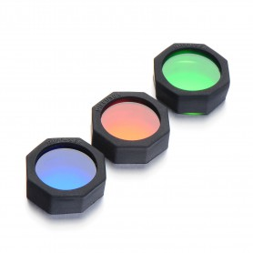 NedRo, 300-700Lm CREE XPE White Red Blue Green LED Headlight With Battery Included, Flashlights, HLP02