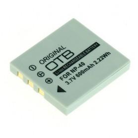 Battery for Fuji NP-40 / Pentax D-LI85 / Samsung SLB-0737/0837