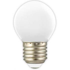 Calex, Calex LED Ball lamp 240V 1W 12lm E27 Warm White 2700K, E27 LED, CA0087-CB, EtronixCenter.com