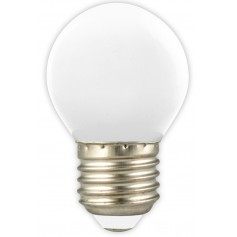 Calex, Calex LED Ball lamp 240V 1W 12lm E27 Warm White 2700K, E27 LED, CA0087-CB