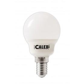 Calex - Calex LED Lamp 240V 3W 200lm E14 P45, 2200K Extra Warm White - E14 LED - CA0105-CB www.NedRo.us