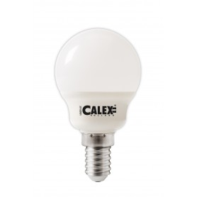 Calex - Calex LED Warm white Lamp 240V 5W 470lm E14 P45, 2700K - E14 LED - CA0108-CB www.NedRo.us