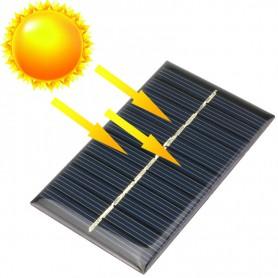 NedRo - 6V 1W 110x60mm Mini solar panel - DIY Solar - AL104