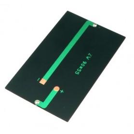 NedRo - 5V 1.25W 110x69mm Mini solar panel - DIY Solar - AL111