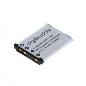 digibuddy - Battery for Olympus LI-40B / Nikon EN-EL10 / Fuji NP-45 Li-Ion - Olympus photo-video batteries - ON1589