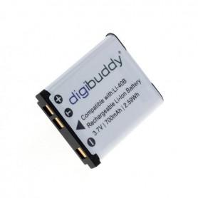 digibuddy, Battery for Olympus LI-40B / Nikon EN-EL10 / Fuji NP-45 Li-Ion, Olympus photo-video batteries, ON1589