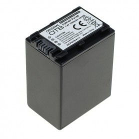 OTB - Battery for Sony NP-FV100 3300mAh Li-Ion - Sony photo-video batteries - ON2802 www.NedRo.us
