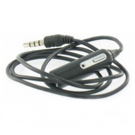 NedRo - Iphone, Nokia, HTC, Blackberry 3.5mm Headset Adapter with Microphone and earphones - iPhone data cables  - 00456 www....