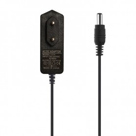NedRo - 1A 12V DC 100-240V LED Strip Adapter Power supply - Plugs and Adapters - APA02 www.NedRo.us