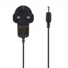 Oem - 1A 12V DC 100-240V LED Strip Adapter Power supply - UK Plug - Plugs and Adapters - APA04