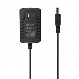 NedRo - 2A 12V DC 100-240V LED Strip Adapter Power supply - US Plug - Plugs and Adapters - APA05 www.NedRo.us