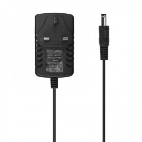 NedRo - 2A 12V DC 100-240V LED Strip Adapter Power supply - UK Plug - Plugs and Adapters - APA08 www.NedRo.us