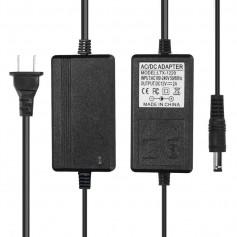 NedRo, 2A 12V DC 100-240V LED Strip Adapter Power supply - US Plug, Plugs and Adapters, APA09