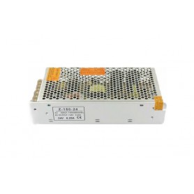 NedRo - 24V 6.25A LED Power Adapter LED Strips - LED Transformers - LED06204 www.NedRo.us